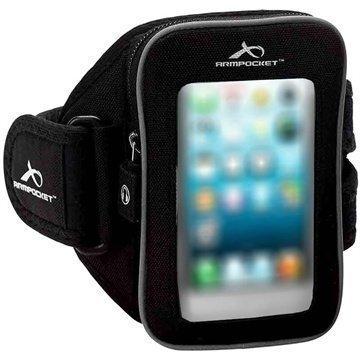 LG F70 D315 Armpocket i-10 Käsivarsikotelo S Musta