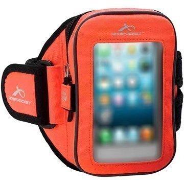 LG F70 D315 Armpocket i-10 Käsivarsikotelo S Oranssi