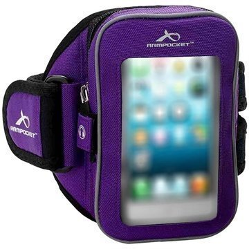 LG F70 D315 Armpocket i-10 Käsivarsikotelo S Violetti