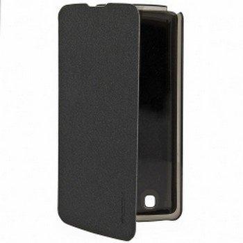 LG G Pro 2 Rock Excel Series Läppäkotelo Musta