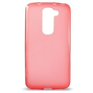 LG G2 Mini G2 Mini LTE Ksix Flex TPU Kotelo Fuksia