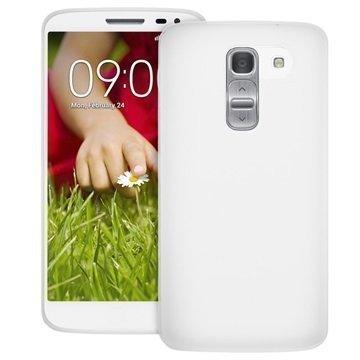 LG G2 Mini G2 Mini LTE Puro 0.3 Ultra Slim Silikonikotelo Läpinäkyvä