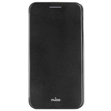 LG G2 Mini G2 Mini LTE Puro Booklet Lomapakkokotelo Musta