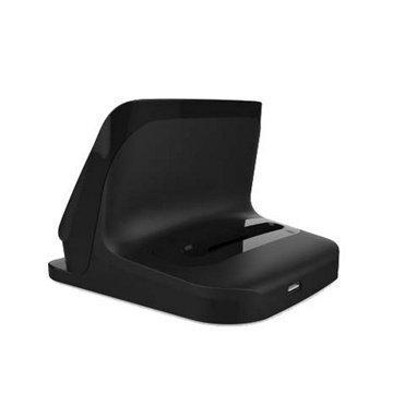 LG G3 KiDiGi Ultrathin Kaksois- Työpöytälaturi Musta