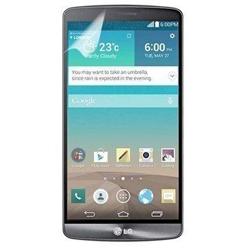 LG G3 Ksix Näytönsuoja Kirkas