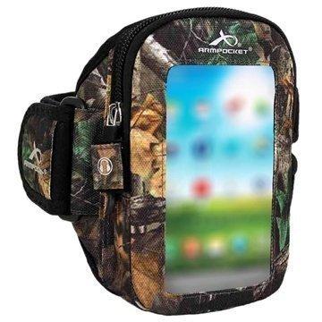 LG G3 S Armpocket i-30 Käsivarsikotelo S Camo Wood