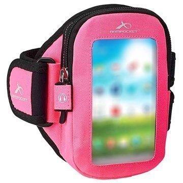 LG G3 S Armpocket i-30 Käsivarsikotelo S Pinkki