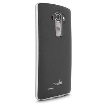 LG G4 Moshi iGlaze Napa Kotelo Musta