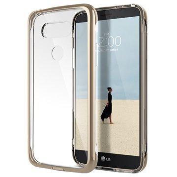 LG G5 Caseology Skyfall Kotelo Kulta
