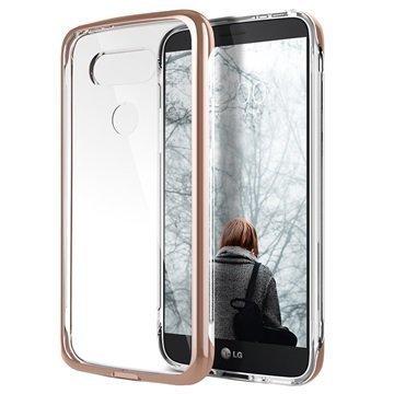 LG G5 Caseology Skyfall Kotelo Ruusukulta