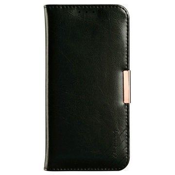 LG G5 Kalaideng Royale II Lompakkokotelo Musta