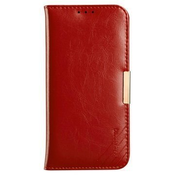 LG G5 Kalaideng Royale II Lompakkokotelo Punainen