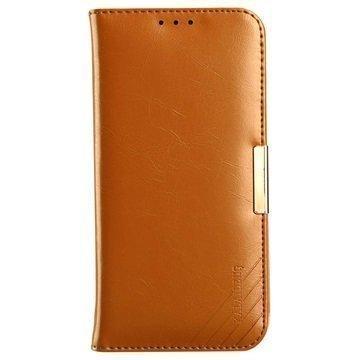 LG G5 Kalaideng Royale II Lompakkokotelo Ruskea