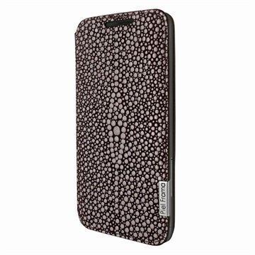 LG G5 Piel Frama FramaSlim Nahkakotelo Keihäsrausku Ruskea