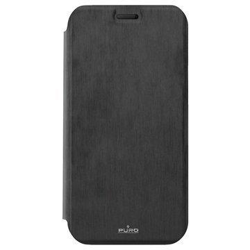LG G5 Puro Lompakkokotelo Musta