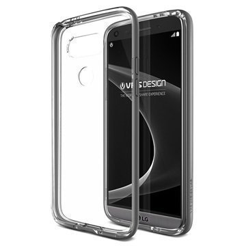 LG G5 VRS Design Crystal Bumper -Sarjan Kotelo Teräksenhopea