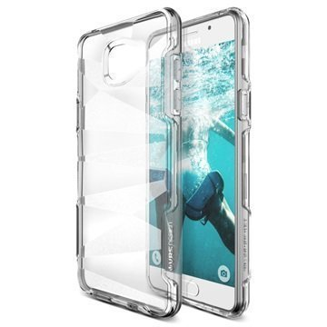LG G5 VRS Design Shine Guard Series Hybrid Case Clear