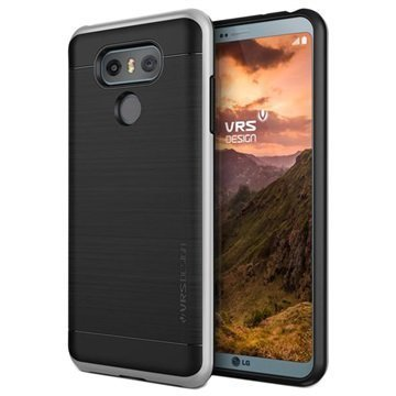 LG G6 VRS Design High Pro Shield Kotelo Hopea