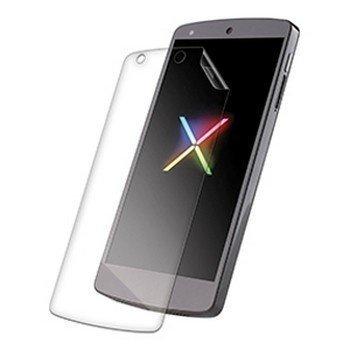 LG Google Nexus 5 D820 ZAGG InvisibleSHIELD Näytönsuoja