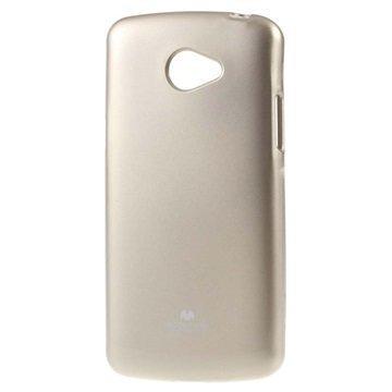 LG K5 Mercury Goospery TPU Kotelo Kulta