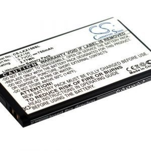 LG KX156 KX126 LG126 KX206 LG206 C600 akku 750 mAh