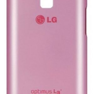 LG L3 II Silicone Case CCH-220 Pink