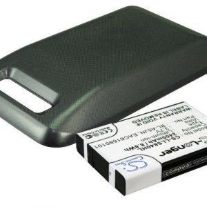 LG LS840 LS840 Viper Tehoakku Laajennetulla takakannella 2400 mAh