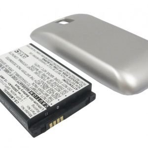 LG MS690 Optimus M Tehoakku Laajennetulla takakannella 2800 mAh