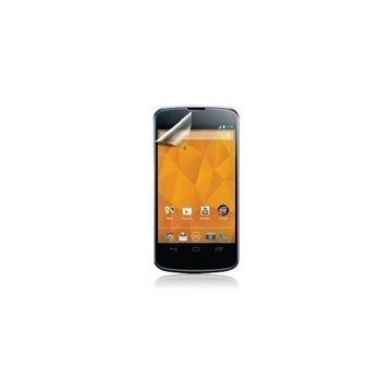 LG Nexus 4 Naztech ScreenWhiz Screen Protector