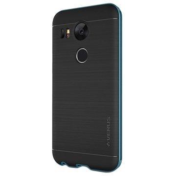LG Nexus 5X VRS Design High Pro Shield Series Kotelo Sähkönsininen