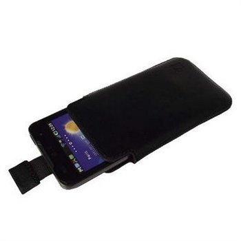 LG Optimus 2X P990 iGadgitz Leather Case Black