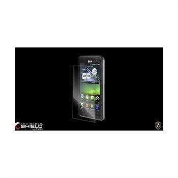 LG Optimus 3D P920 invisibleSHIELD Näytönsuoja