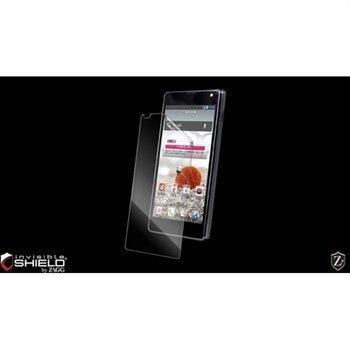 LG Optimus G E970 ZAGG InvisibleShield Näytönsuoja