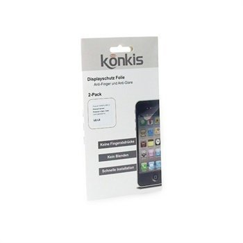 LG Optimus L3 E400 Konkis Premium Näytönsuoja