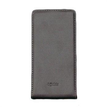 LG Optimus L9 P760 Konkis Läppäkotelo Musta