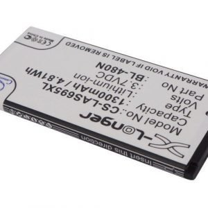 LG Optimus M+ MS695 Optimus Plus AS695 LGMS695-R Akku 1300 mAh