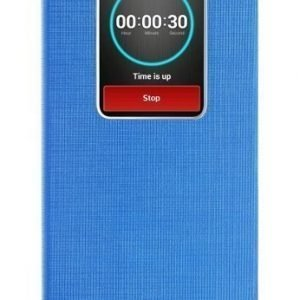 LG QuickWindow Flip Cover for Optimus G2 Blue