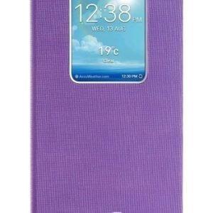 LG QuickWindow Flip Cover for Optimus G2 Violet