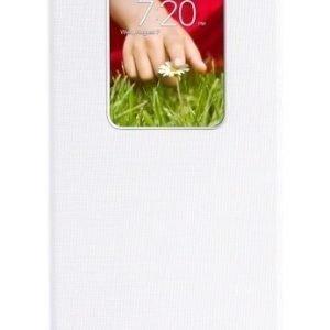 LG QuickWindow Flip Cover for Optimus G2 White