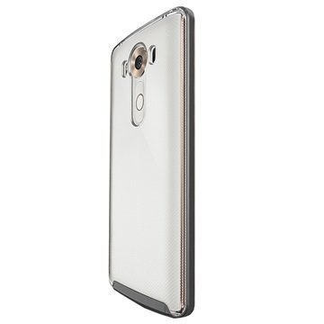 LG V10 VRS Design Crystal Bumper Series Kotelo Hohtava Hopea