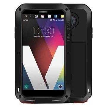 LG V20 Love Mei Powerful Case Black