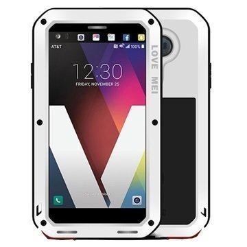 LG V20 Love Mei Powerful Case White