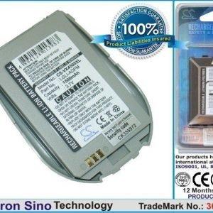 LG VX4500 VX4510 VX-4500 VX-4510 tehoakku 1500 mAh
