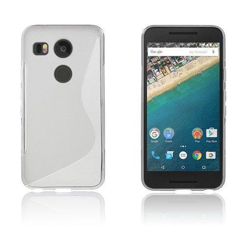 Lagerlöf Google Nexus 5x Kuori Harmaa