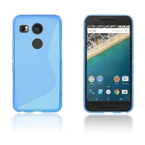 Lagerlöf Google Nexus 5x Kuori Sininen