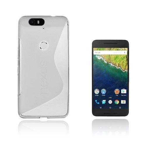 Lagerlöf Google Nexus 6p Kuori Harmaa