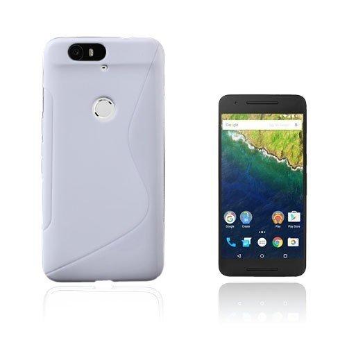 Lagerlöf Google Nexus 6p Kuori Valkoinen