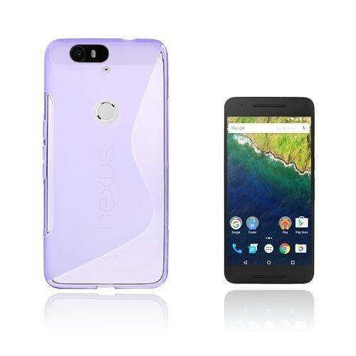 Lagerlöf Google Nexus 6p Kuori Violetti