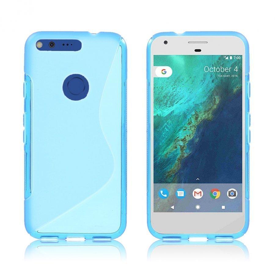 Lagerlöf Google Pixel Joustava Muovikuori Sininen