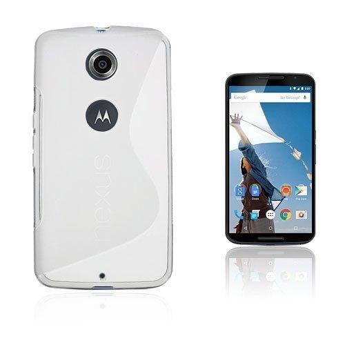 Lagerlöf Harmaa Motorola Nexus 6 Suojakuori
